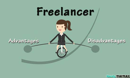 Advantages and disadvantages of Freelancing