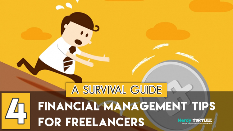 4 Financial Management Tips for Freelancers